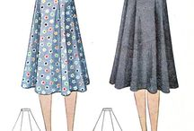 1930s skirt ideas