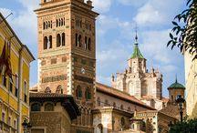 Teruel / Teruel y pueblos preciosos de la provincia