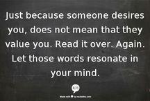 True Words / by Amy Porter