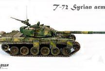 Cold War soviet armor