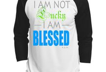 I am not Lucky Iam Blessed