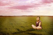 Meditation & Yoga / by Megan Harvison