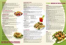 Our menu / Juice and Java at Equinox menu