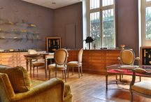 Our Showroom / Images from our showroom in Paris 13 rue Payenne