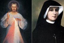 God's Mercy. Sis. Faustyna Kowalska.
