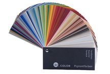 kt.COLOR USA / High-pigment natural paints distributed exclusively in the US by Aronson's Floor Covering.