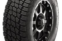 Tires / Find different tire ideas for your vehicle.