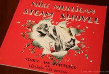 FIAR: Mike Mulligan / by Jeannie Bryant