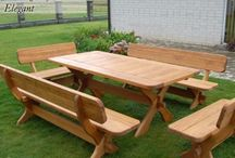 stůl + lavice