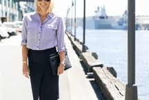 How to wear the Nautical Trend at work with Claire Fabb / Mix up your corporate wardrobe with the Nautical Trend. Read Claire Fabb's tips on how to mix some personality into your work wear.  Read the blog > http://goo.gl/MXOz80