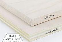 plywood ideas