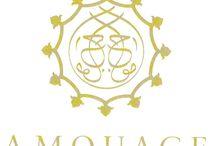 Amouage - profumi / Amouage è una casa di profumi di lusso fondata nel 1983 dal Sultano dell'Oman. Le fragranze sono composte da ingredienti rari e preziosi, sapientemente miscelati da profumieri di fama internazionale.