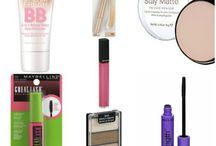 new world: makeup / by Amanda Santos