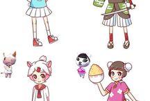 Cositas de Animal Crossing