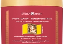 Long, Beautiful, Healthy Hair / Our Surya Henna Creams and Powders are very healthy for your hair and available at shopsuryabrasil.com / by Surya Brasil