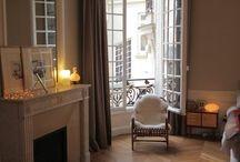 Parisien appartement