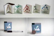 miniature pop up books