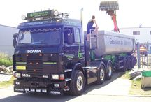 scania / vrachtwagen