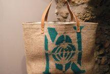 sac toile de jute sac a café recyclé