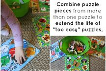 Toddler activities and education