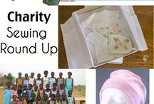 Charity Sewing