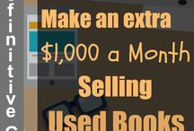 How To Sell Used Books On Amazon / How to make money selling used books on Amazon!  All the best tips, tricks, and guides.