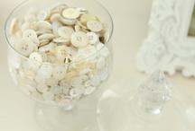 Cream and White