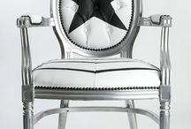 chaise Louis XI
