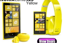 Nokia Lumia 920 Yellow Deals / The Yellow edition of the Nokia Lumia 920 joins the black, red and white colour schemes of this latest Windows Phone 8 smart phone.