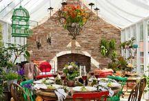 Greenhouse Design / by Brittany 'Segle' Gregg