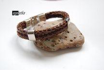 EGOistka / Handmade jewelery, bracelets and more