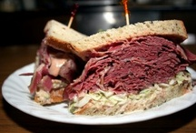 Corned Beef Sandwiches / by Matt Morris