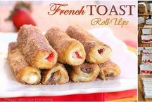 French toast! / Something different from the usual!