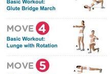 Fitness-Übungen
