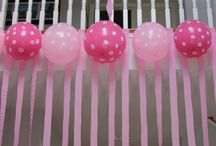 Gracie's 2nd birthday...never to early to plan right  / by Keri Beaulieu