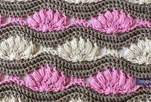 Háčkování--pletení