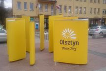 Design and implementation for municipality Olsztyn - I love Olsztyn / Design and implementation for municipality Olsztyn - I love Olsztyn
