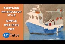 Art tutor