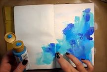 Mixed Media Video Tutorials