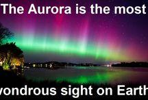 Aurora Borealis / by Ann Custer