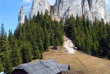 munți din Romania