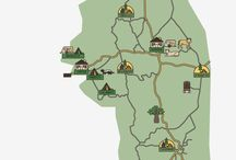 My Kruger Tracks app / A few pages from the app.  Be sure to download it on the app store.  Available end of November