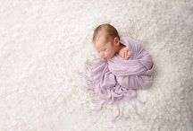 Photography // Newborn / Ideas for Newborn photoshoots.