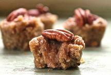 Vegan and Healthier Desserts / ^^
