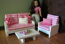 Doll Furniture Ideas for Mr. Greg