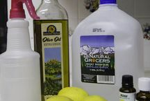 Natural Solutions / All natural alternatives to chemical laden products.  / by April McCain