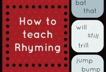 teaching kids reading