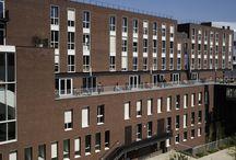 Architecture / Construction de l'Inalco, du pôle des langues et civilisations, histoire de la rue de Lille, photos récentes ou issues de nos archives