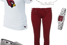 The Bird Is The Word / All things ARIZONA CARDINALS! :D / by Bethany Artman
