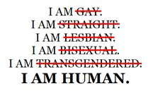 I am a human being not a label